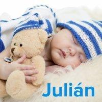 Día del santo Julián, 9 de enero. Nombres para niños