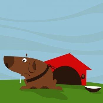 El herrero y su perro