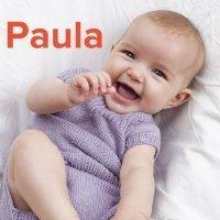 Día de la Santa Paula, 26 de enero. Nombres para niña