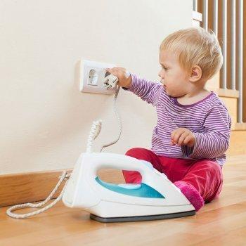 Evitar los accidentes domésticos o en el hogar