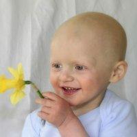 El cáncer infantil en los niños