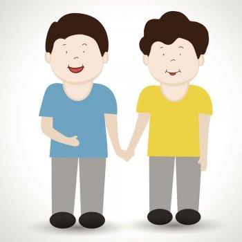 Los dos amigos