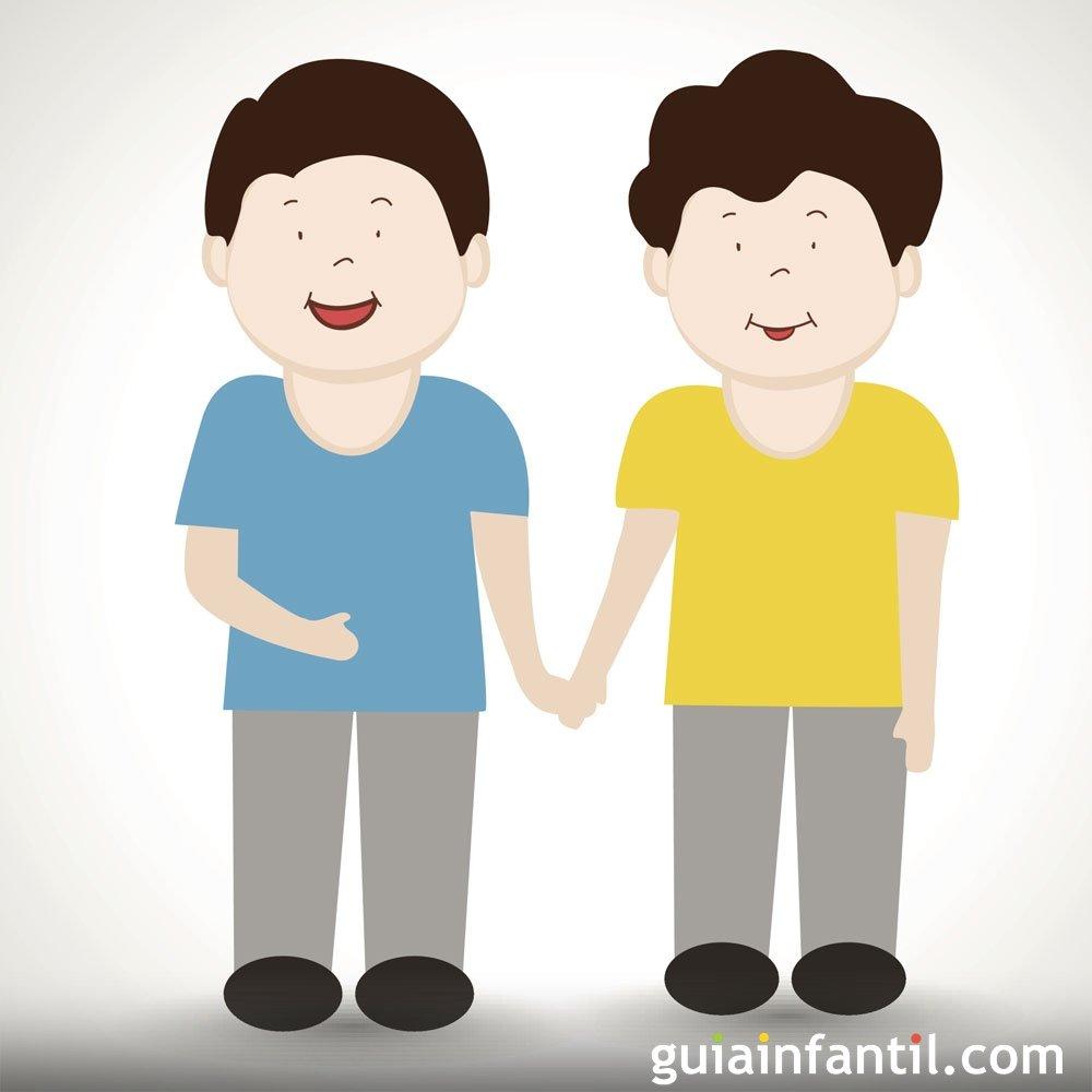 Los Dos Amigos Fábula Infantil De La Fontaine