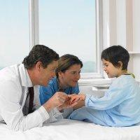 Cómo explicar el cáncer a los niños