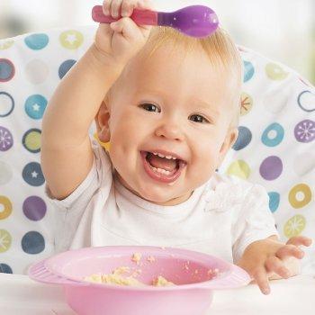 Celiaquía en bebés y niños