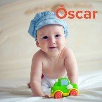 Día del santo Óscar, 3 de febrero. Nombres para niños
