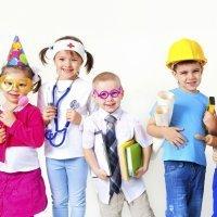 Ideas de disfraces de Carnaval para niños y niñas