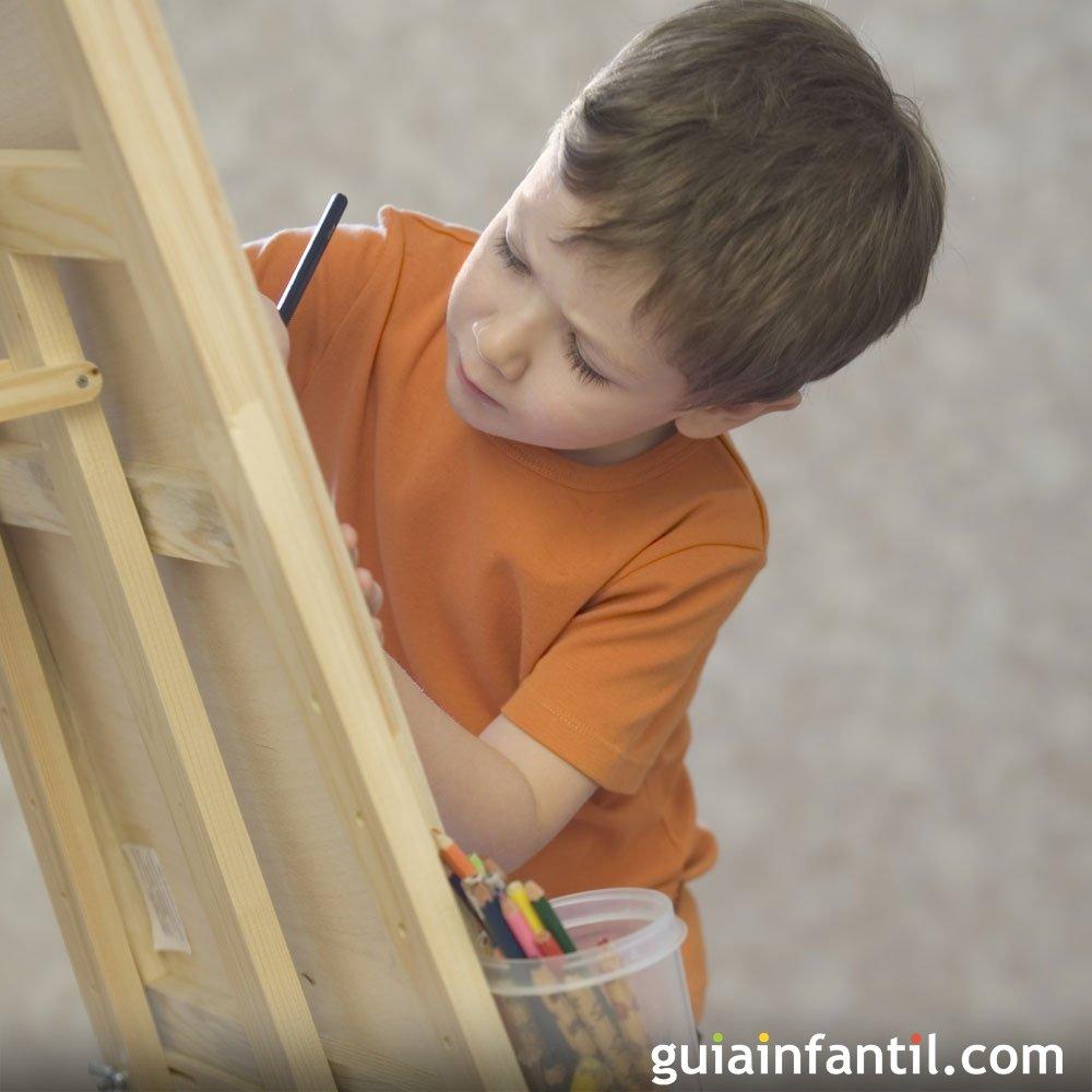 Cómo estimular al niño a dibujar