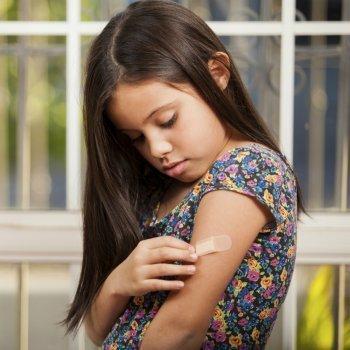 Absceso en niños
