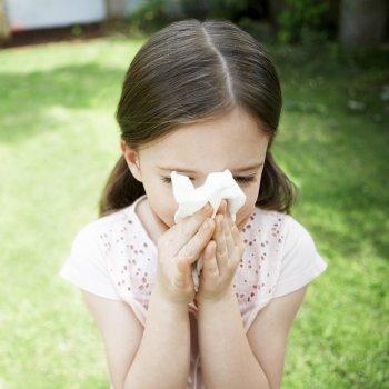 Alergias. Niños alérgicos