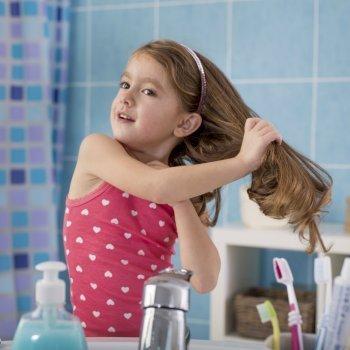 Alopecia en niños