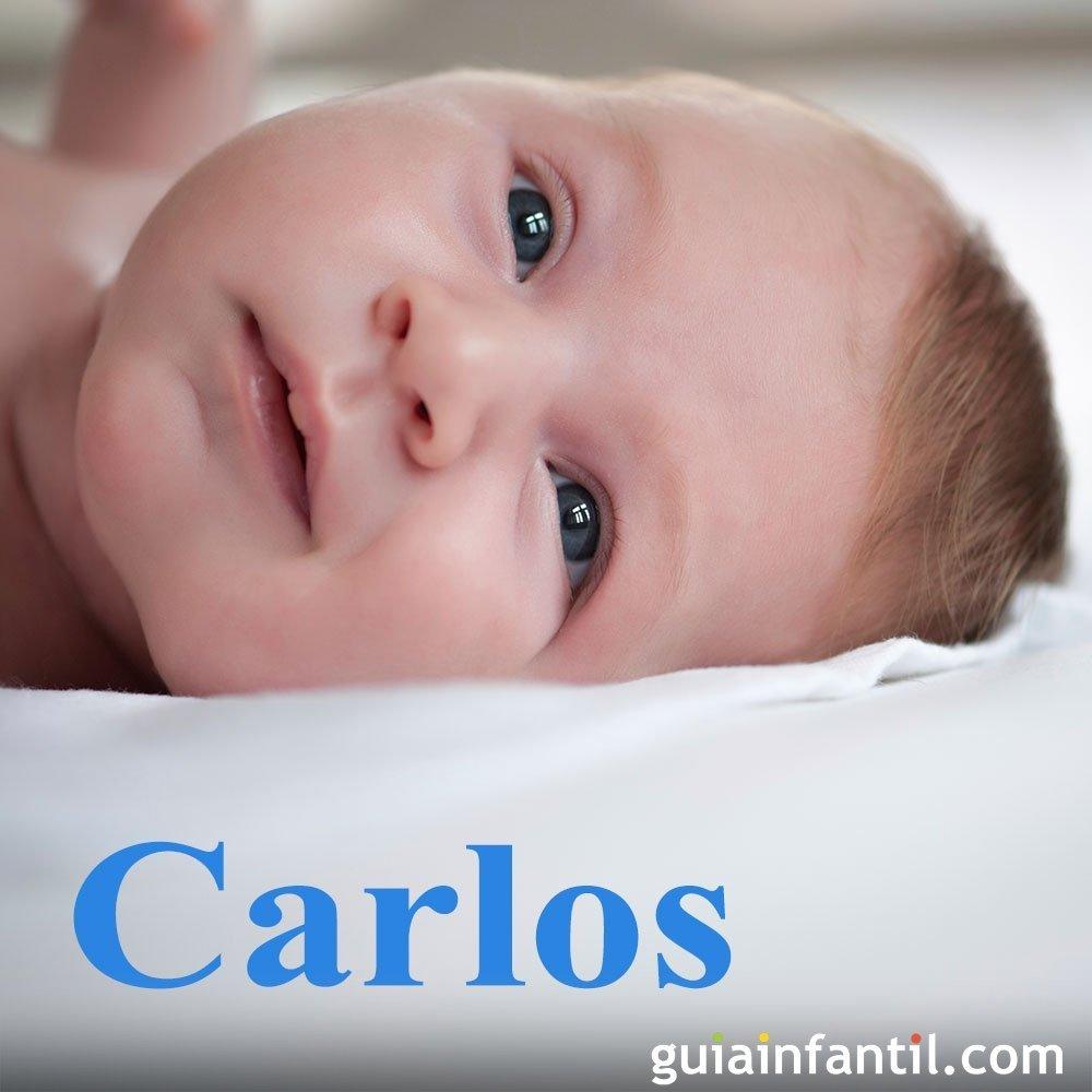 Día del Santo Carlos Bono, 2 de marzo. Nombres para niños