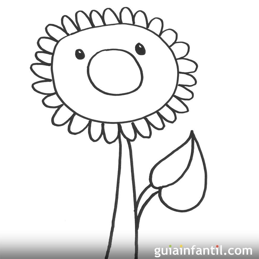 C mo hacer paso a paso un dibujo de un girasol - Como hacer un estor enrollable paso a paso ...
