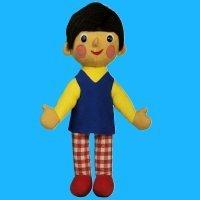 Pin Pon is a toy. Canción infantil en inglés