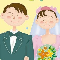I want a wedding. Canción infantil en inglés