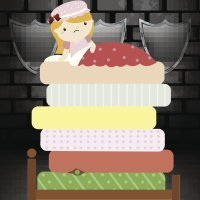 The Princess and the Pea. Cuentos tradicionales en inglés