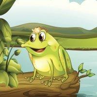 The Frog Prince. Cuentos tradicionales en inglés para niños