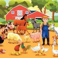 Old MacDonald. Canción para aprender inglés con los niños
