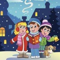 Let it snow. Villancicos en inglés para niños