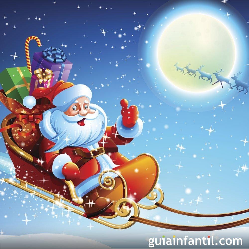 Canciones de navidad santa claus llego a la ciudad letra