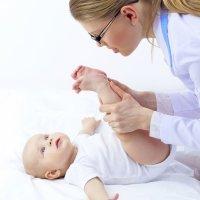 Poliomielitis en los bebés