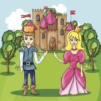 La princesa y el campesino. Cuentos para niños