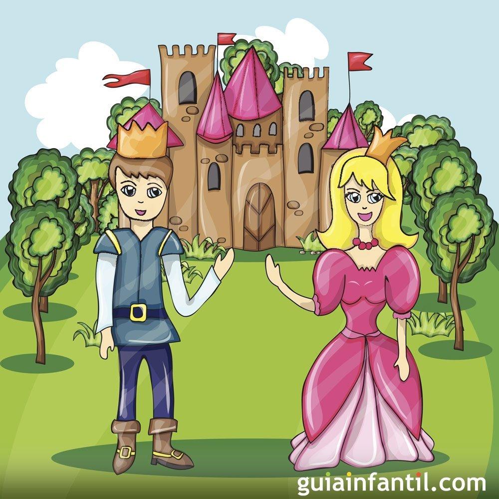 La Princesa Y El Campesino Cuentos Para Niños