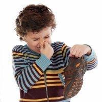 Higiene de ropas y juguetes de los niños