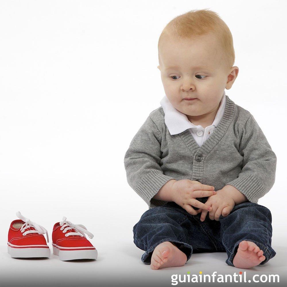 7d528c03 El calzado ideal para bebés y niños por edades
