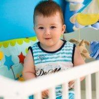 Cambio del bebé de la cuna a la cama