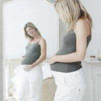 El cuerpo de la mujer en el embarazo