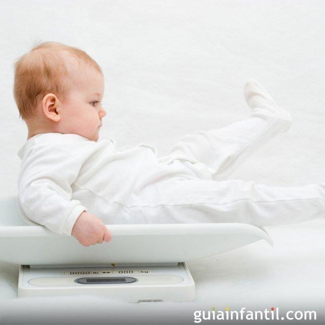 Pesos y estatura del bebé e2cb88076c9