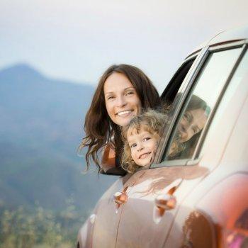 Los viajes con niños y bebés