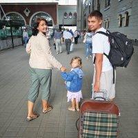 La elección del destino para viajar con bebés y niños