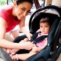 Sillas de seguridad para bebés y niños