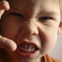 La conducta agresiva en niños