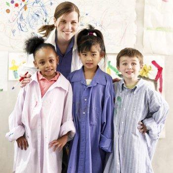 Adaptación de niños de 3 a 5 años a la escuela