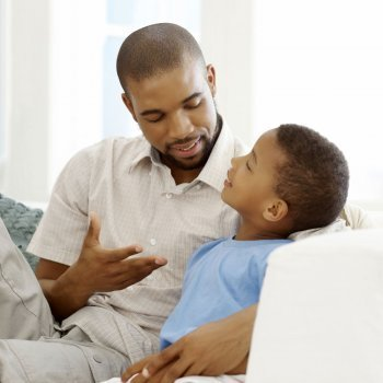 El lenguaje entre padres e hijos
