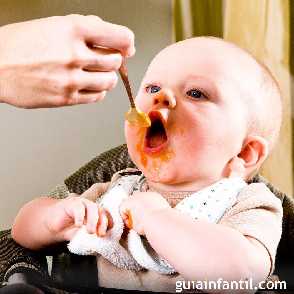 Recetas de bebe 4 meses