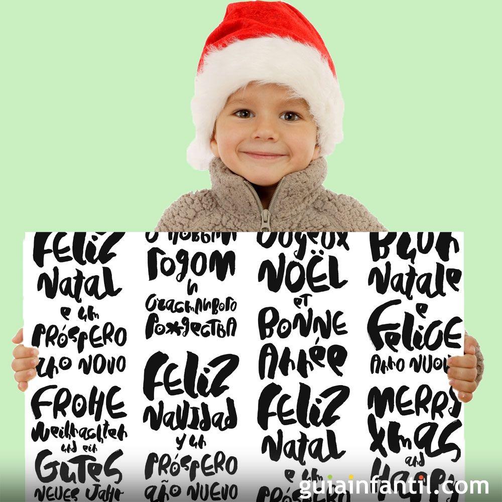 Decir Feliz Navidad En Vasco.Feliz Navidad En Todos Los Idiomas
