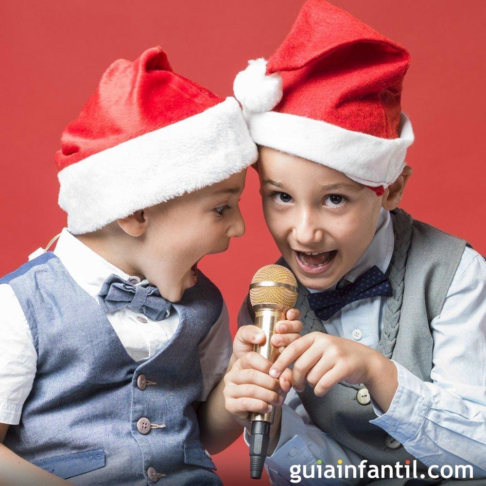 Canciones que hablen de la navidad en espanol