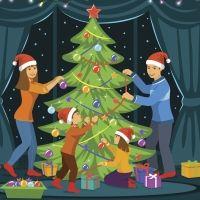 El arbolito de Navidad. Cuento para niños con valores