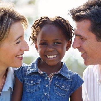 Primeros pasos para adoptar un niño