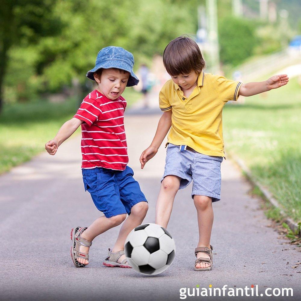 Los beneficios del deporte para los niños c12f870b654a