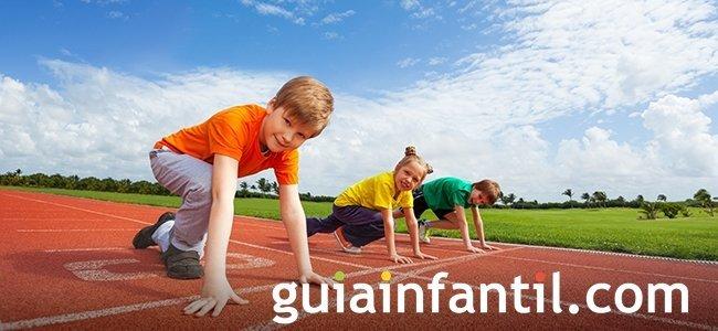 El deporte más adecuado para tu hijo según su edad cfe304138815