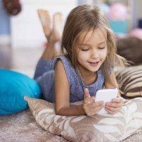 Los niños y el móvil