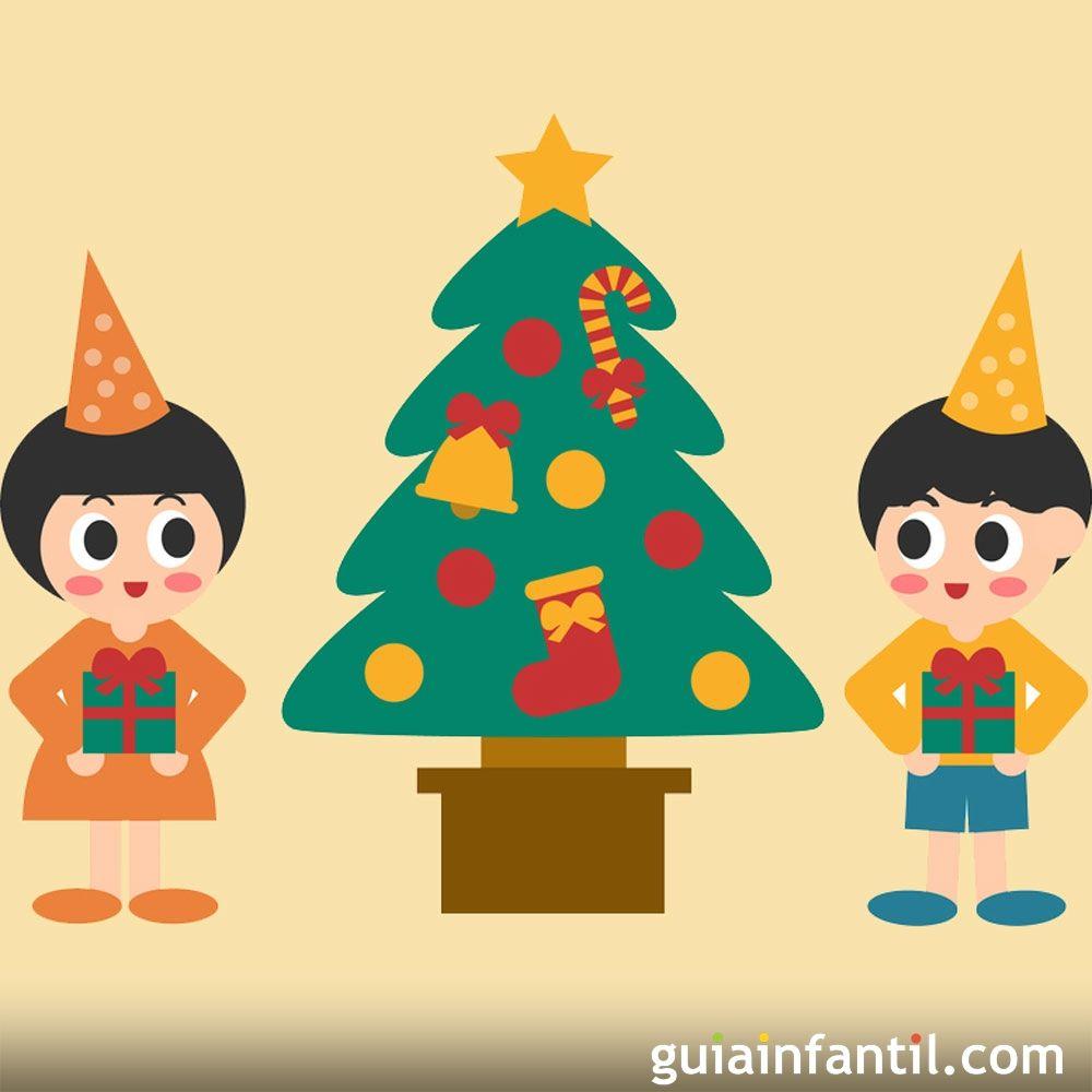 arbolito de navidad villancicos para nios - Arbolitos De Navidad