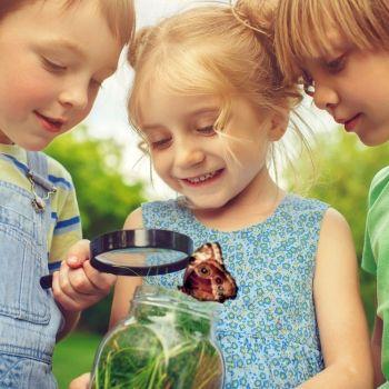 Actividades en primavera y Pascua
