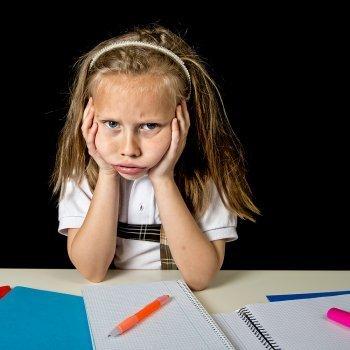 Valor del esfuerzo y trabajo en los niños