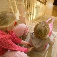 Prevención de accidentes con niños de 3 a 5 años